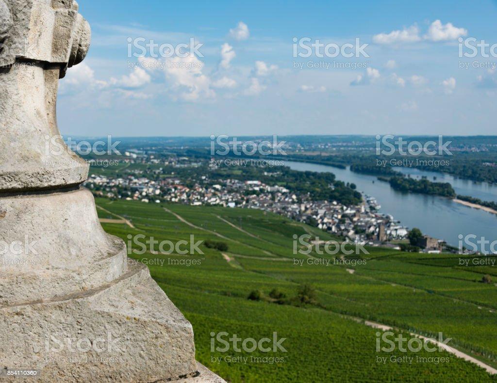 Rüdesheim, Rheingau stock photo