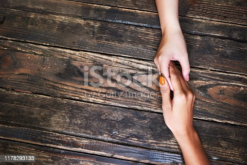 910835792istockphoto Reach out and support the ones you love 1178293133