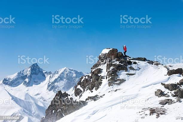 Photo of Reaching mountain peek