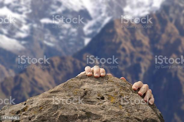 Photo of Reaching the peak