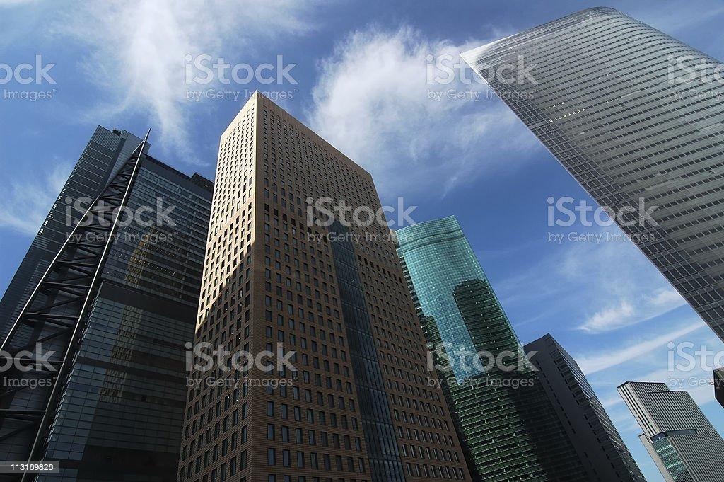 Reaching the Sky royalty-free stock photo