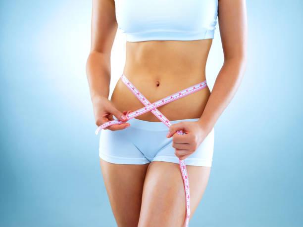Gewicht Verlust Ziele ein Zoll zu einem Zeitpunkt zu erreichen – Foto