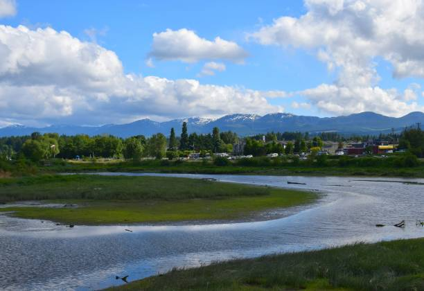 reacreational Park in Courtenay BC – Foto