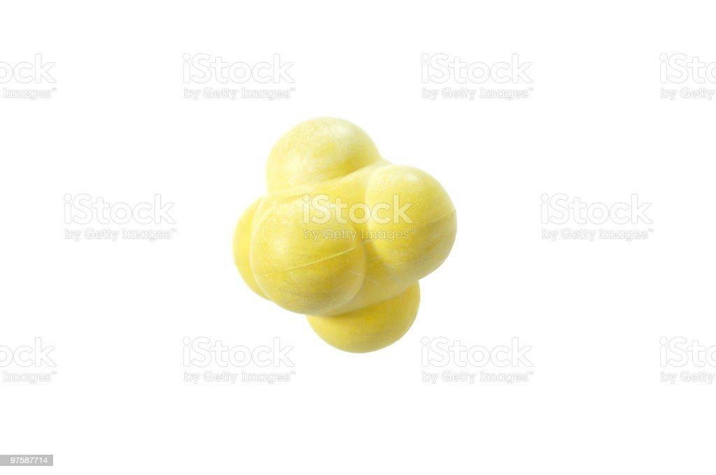 Reaction ball royalty-free stock photo