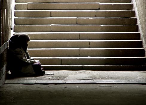 Homelessness stock photos