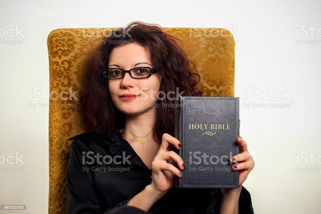 Lees de Bijbel foto