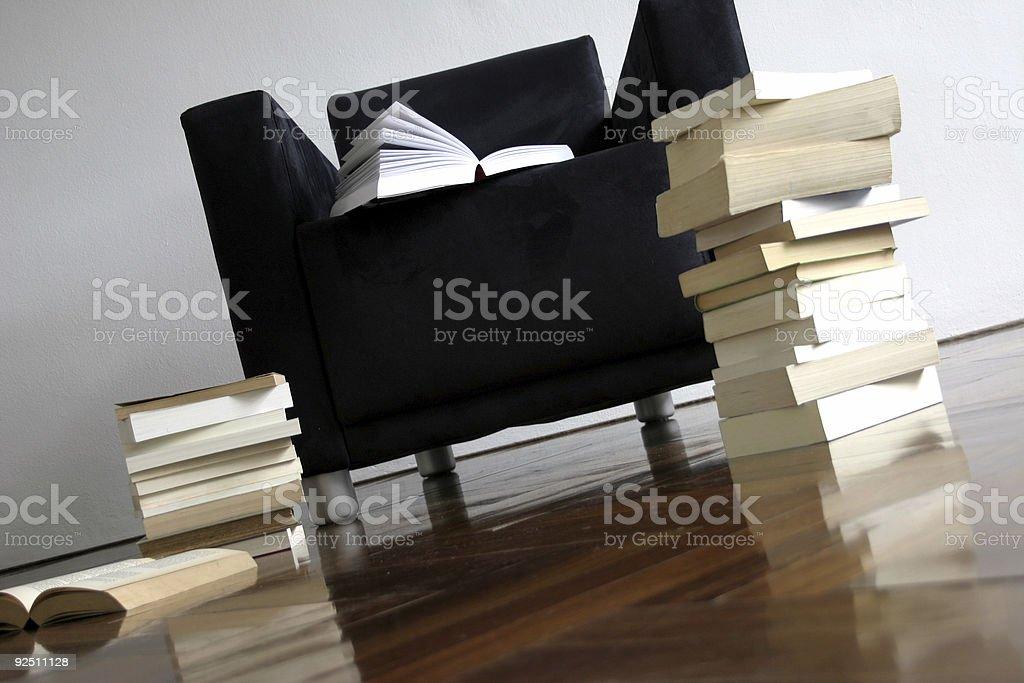 reading 03 royalty-free stock photo