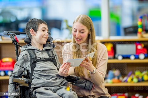 istock Reading A Story 905964502