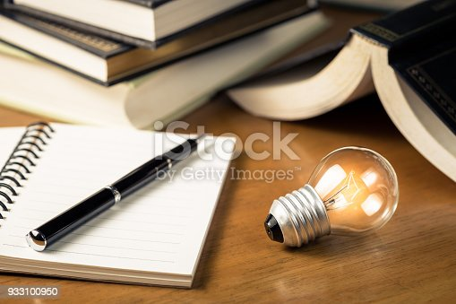 istock Reading and Writing Idea 933100950