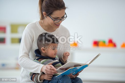 istock Reading Books Together 516112448