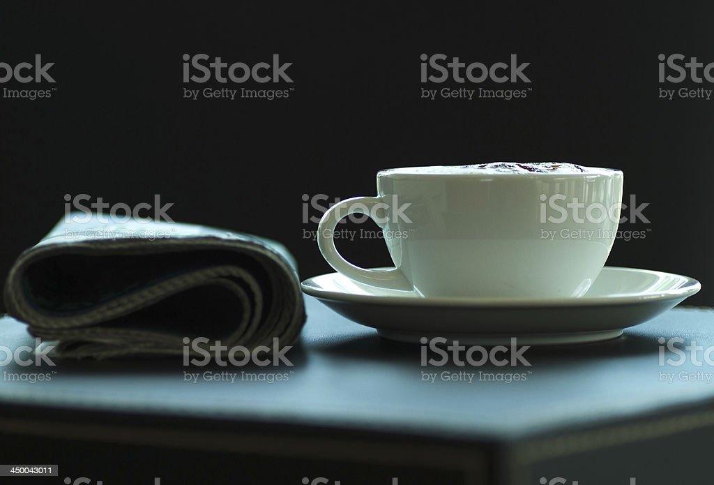 Reading Break royalty-free stock photo