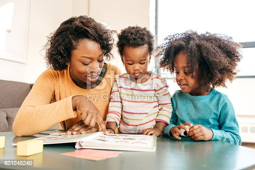 istock Reading for toddlers 621245240