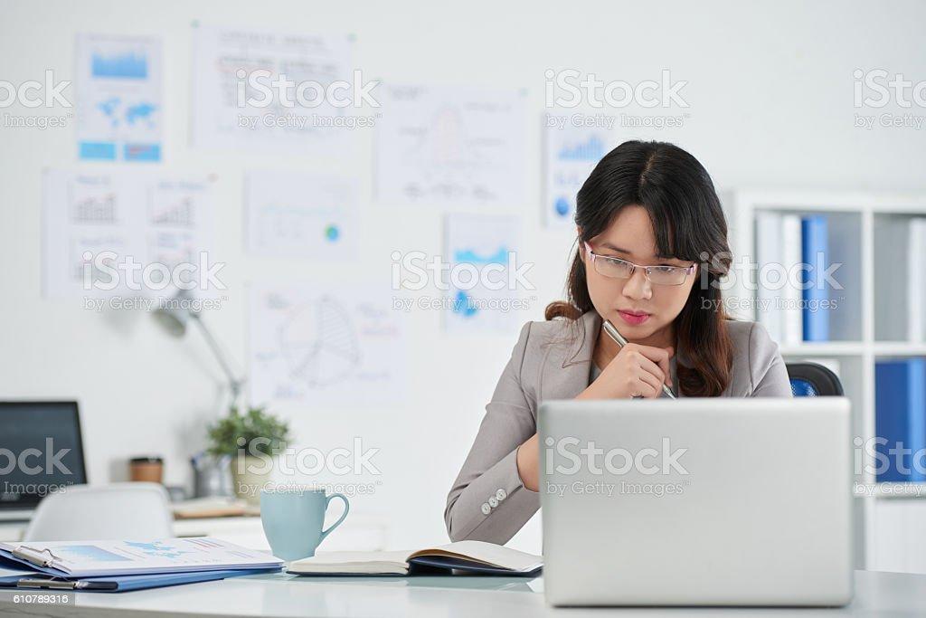 Reading information圖像檔