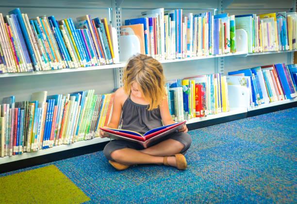 Reading Is Fundamental stock photo