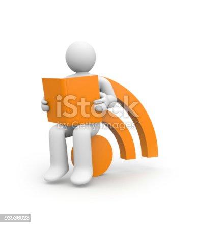 istock RSS reading 93536023