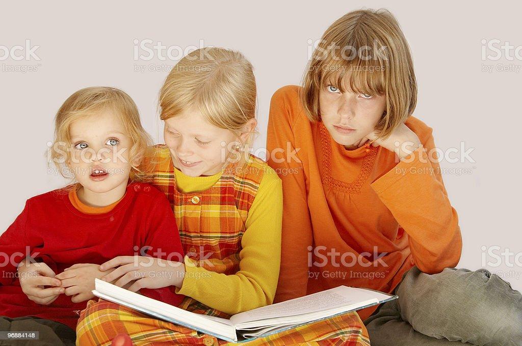 Lesen Lizenzfreies stock-foto