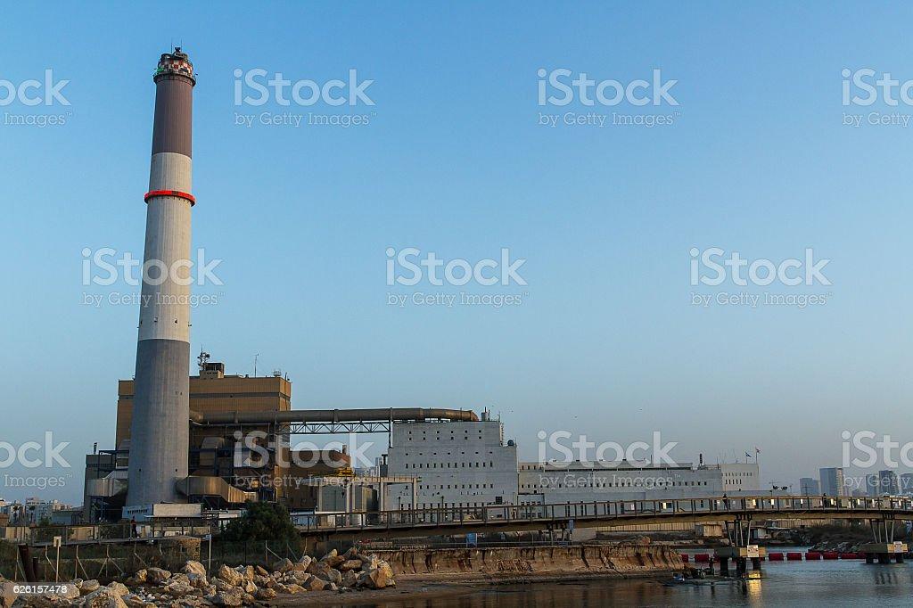 Reading Power Station Tel-Aviv . Israel . stock photo