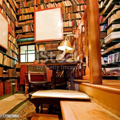 istock Reading Room 172921683
