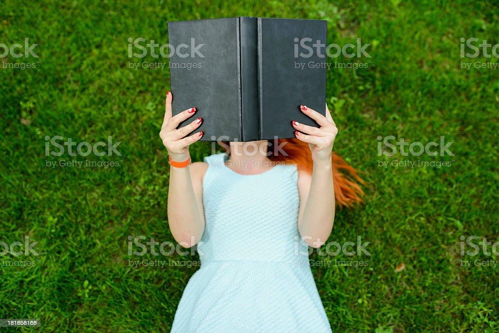 reading time stock photo