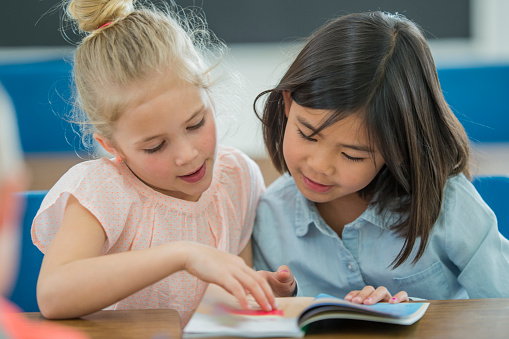 istock Reading Together 688808336