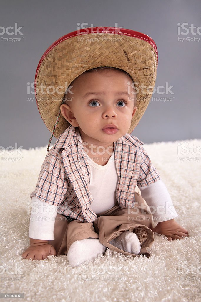 Ready for a Fiesta stock photo