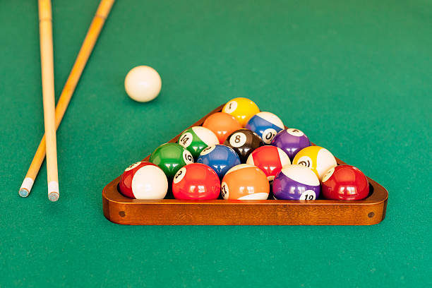 Pool Table Setup >> Best Pool Table Setup Stock Photos Pictures Royalty Free