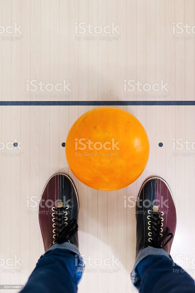 Ready for a game. stock photo