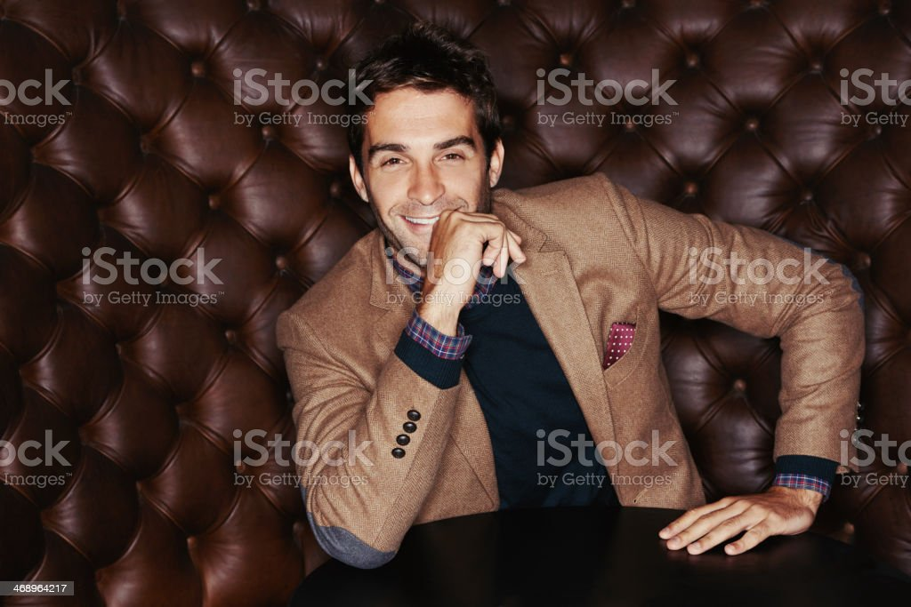 Ready for a great night out stock photo