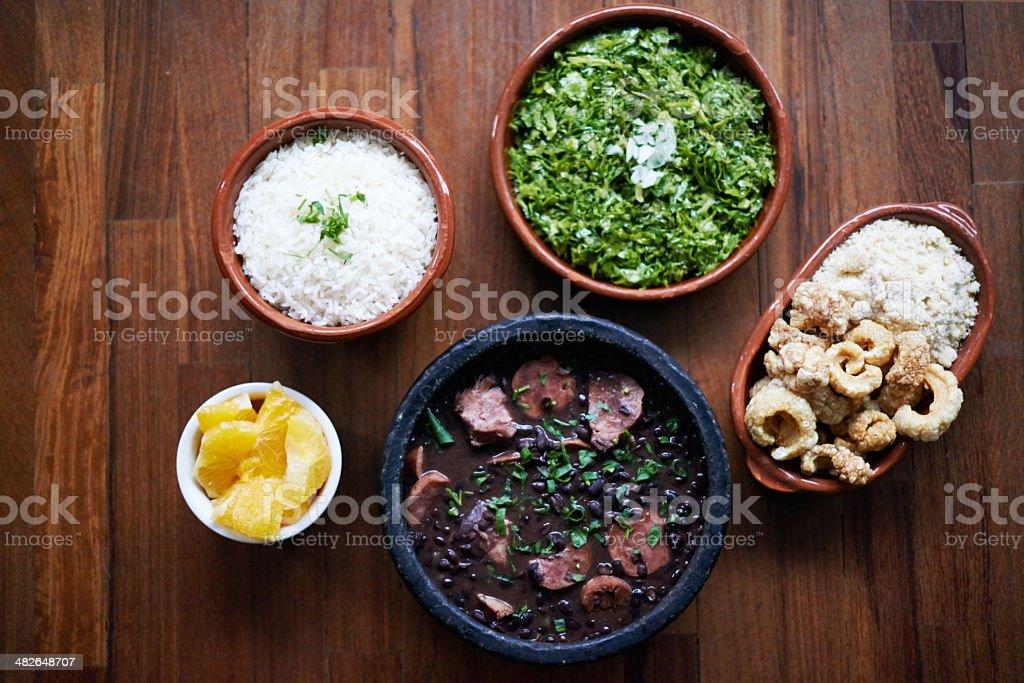 Prepare-se para uma deliciosa refeição? - foto de acervo