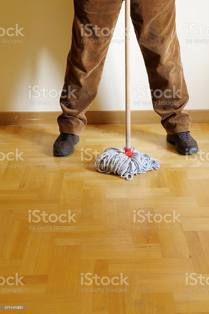 ready for cleaning royalty-free stock photo