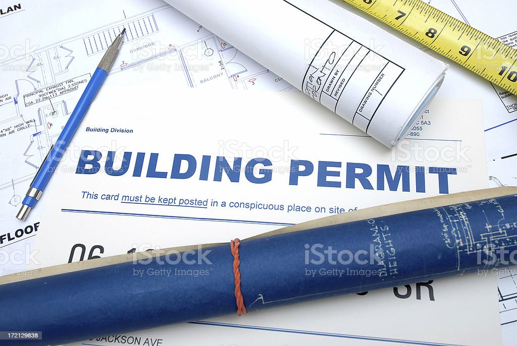 ready for construction royalty-free stock photo