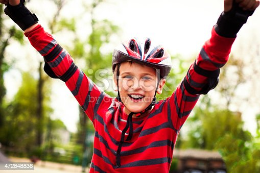 istock Ready for extreme sports fun 472848836