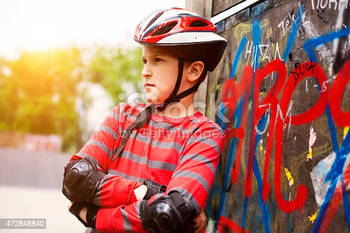 istock Ready for extreme sports fun 472848840