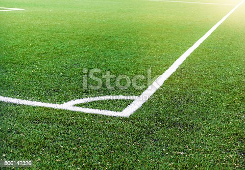 istock Ready for kick-off! 806142326