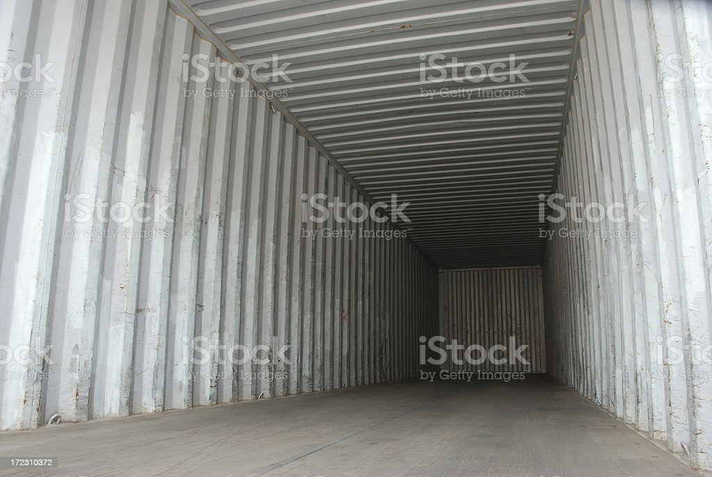 Ready for loading royalty-free stock photo