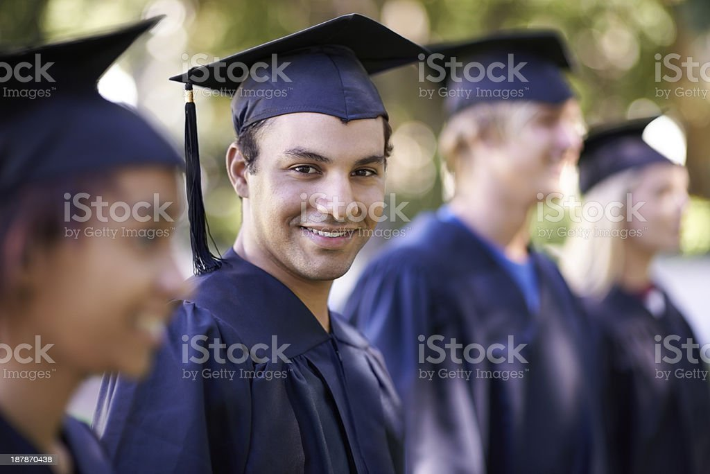 Ready for my future royalty-free stock photo