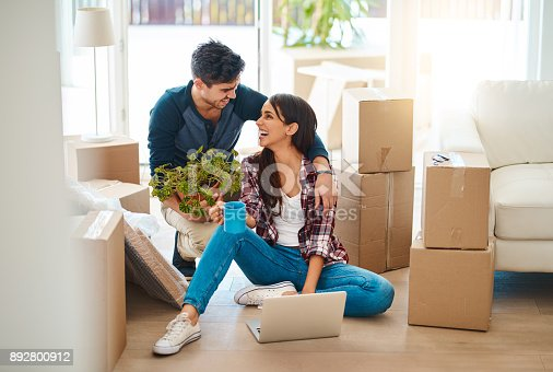 istock Ready for our future together 892800912