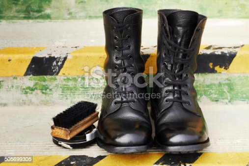 istock Ready for parade detail 505699305