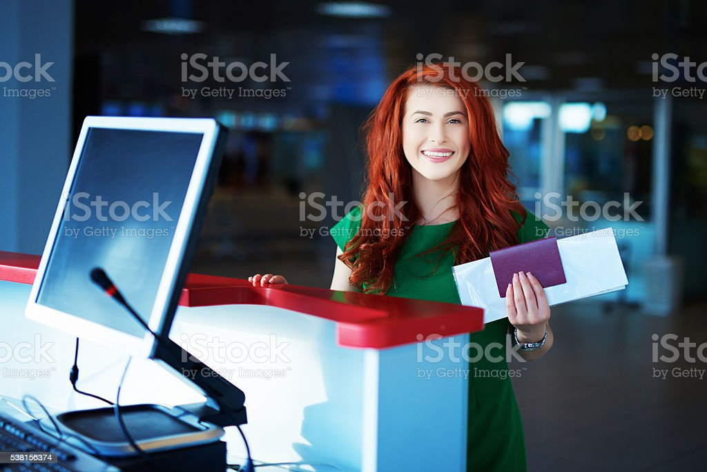 ready for relaxing vacation stock photo