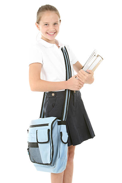 Bereit für die Schule – Foto