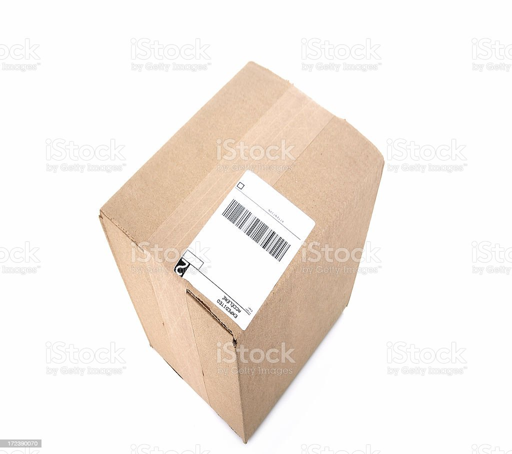 Ready for shipping royalty-free stock photo