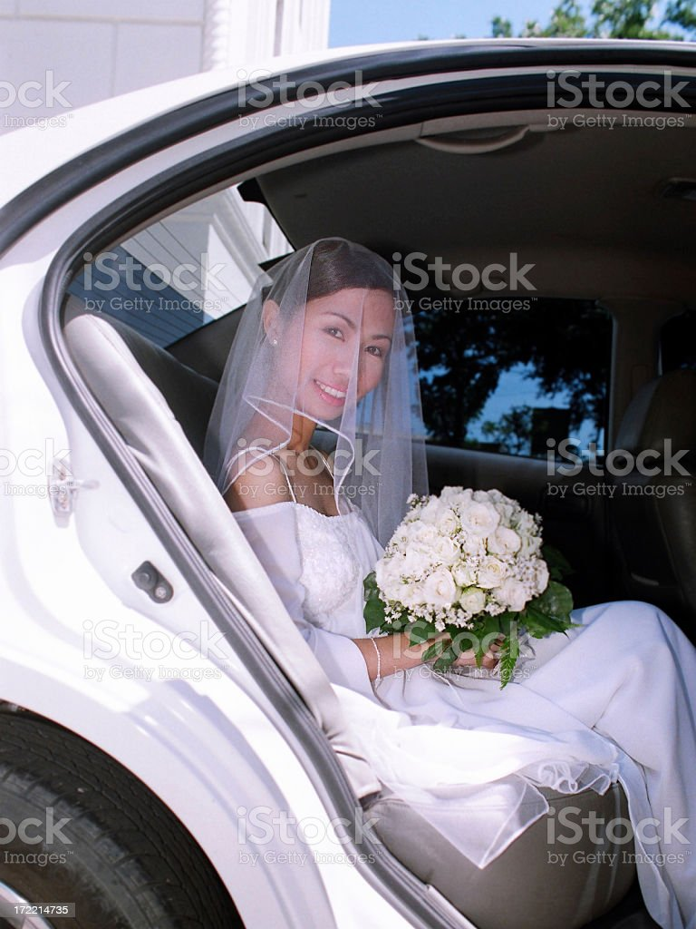 ready for the big day! royalty-free stock photo