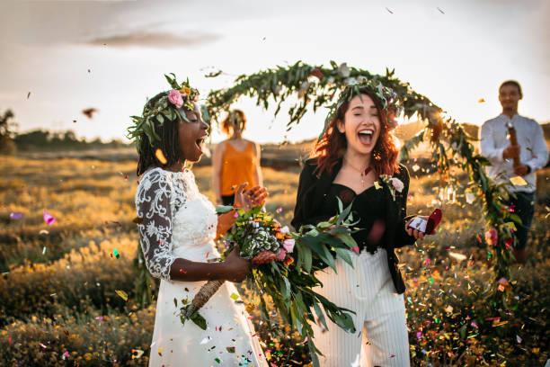 Bereit für Hochzeitsfeier – Foto
