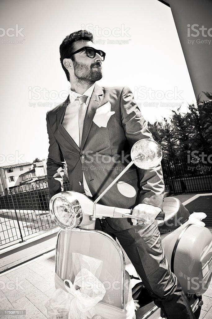 Ready for wedding royalty-free stock photo