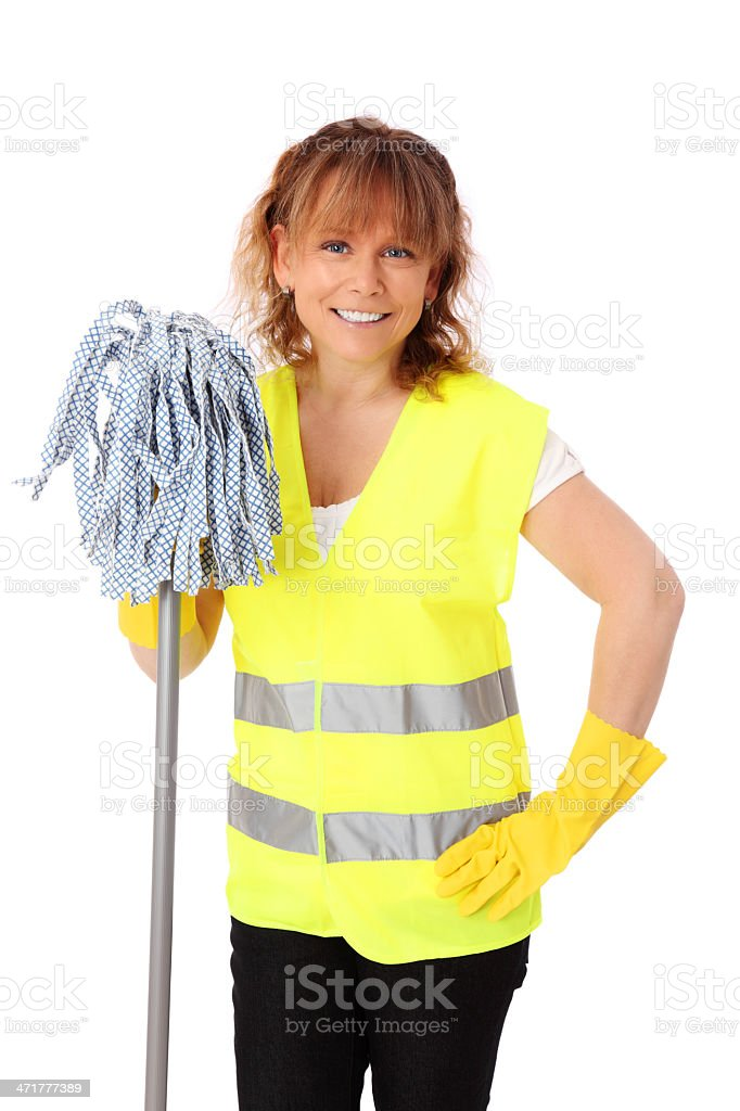 Ready for work! royalty-free stock photo