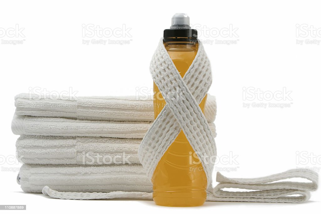 ready for workout royalty-free stock photo