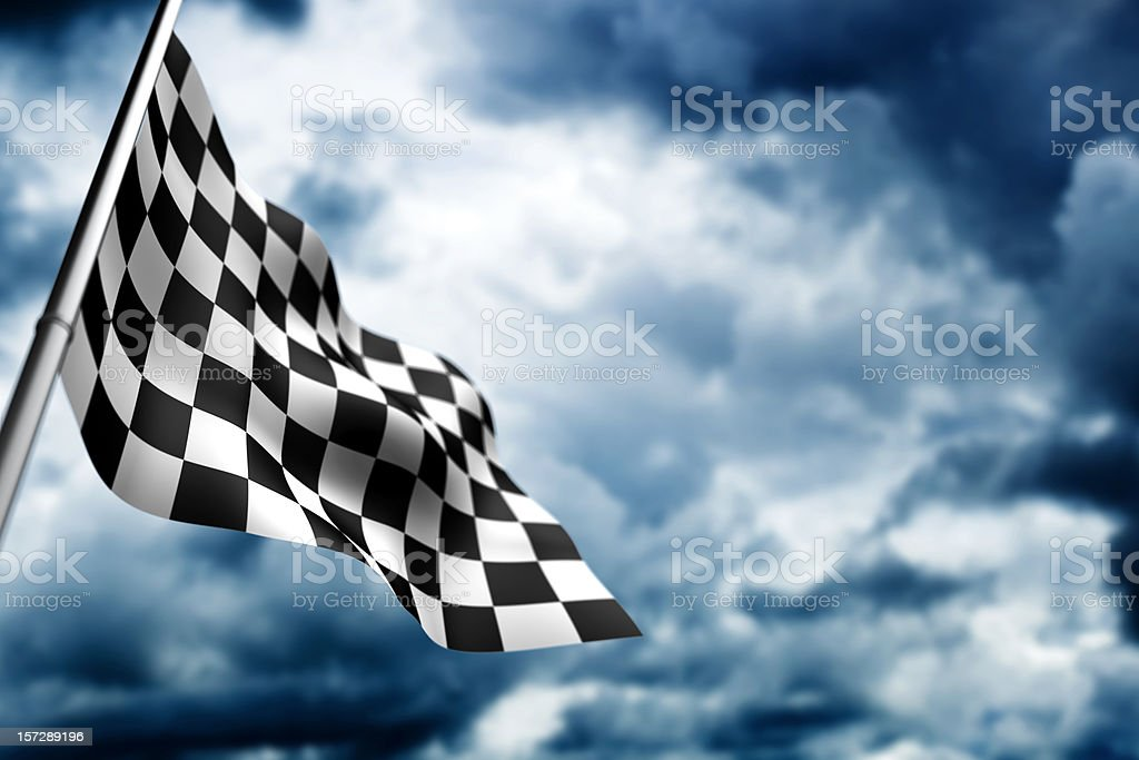 Ready Set Go royalty-free stock photo