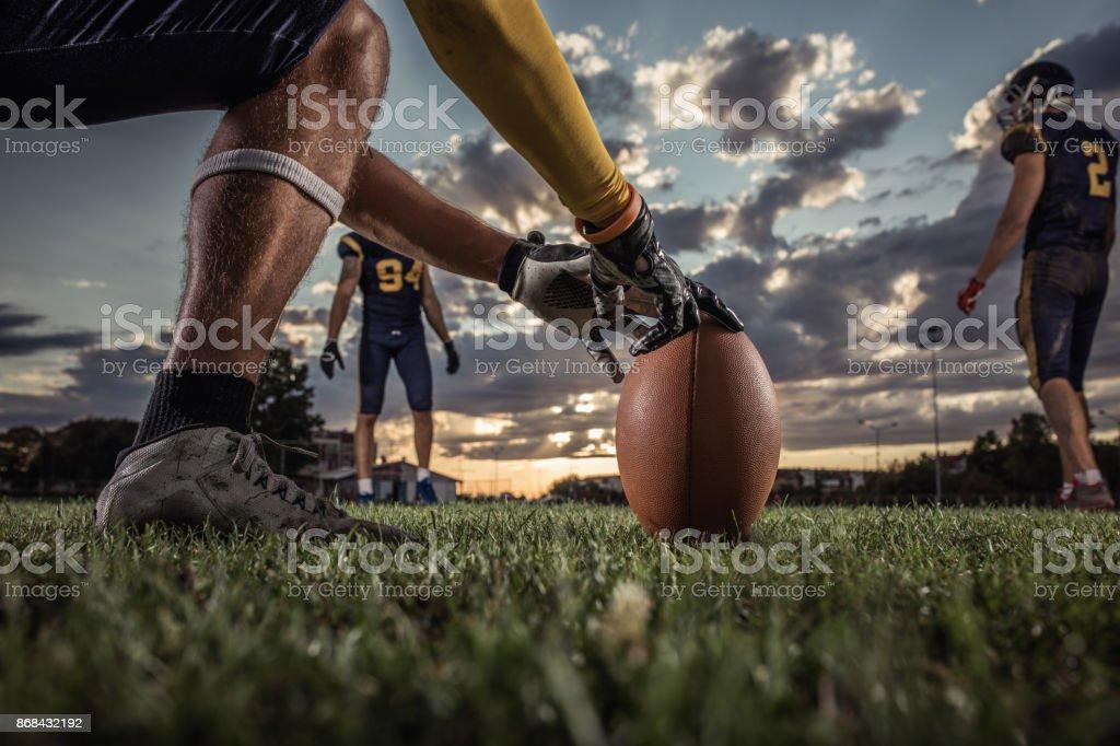 Ready, set, kick-off! – Foto