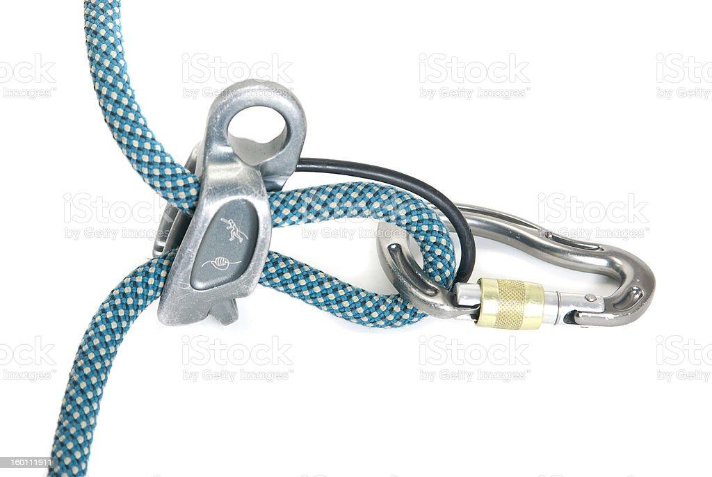 Kletterausrüstung Sicherung : Kletterausrüstung sicherung aliens wire express set