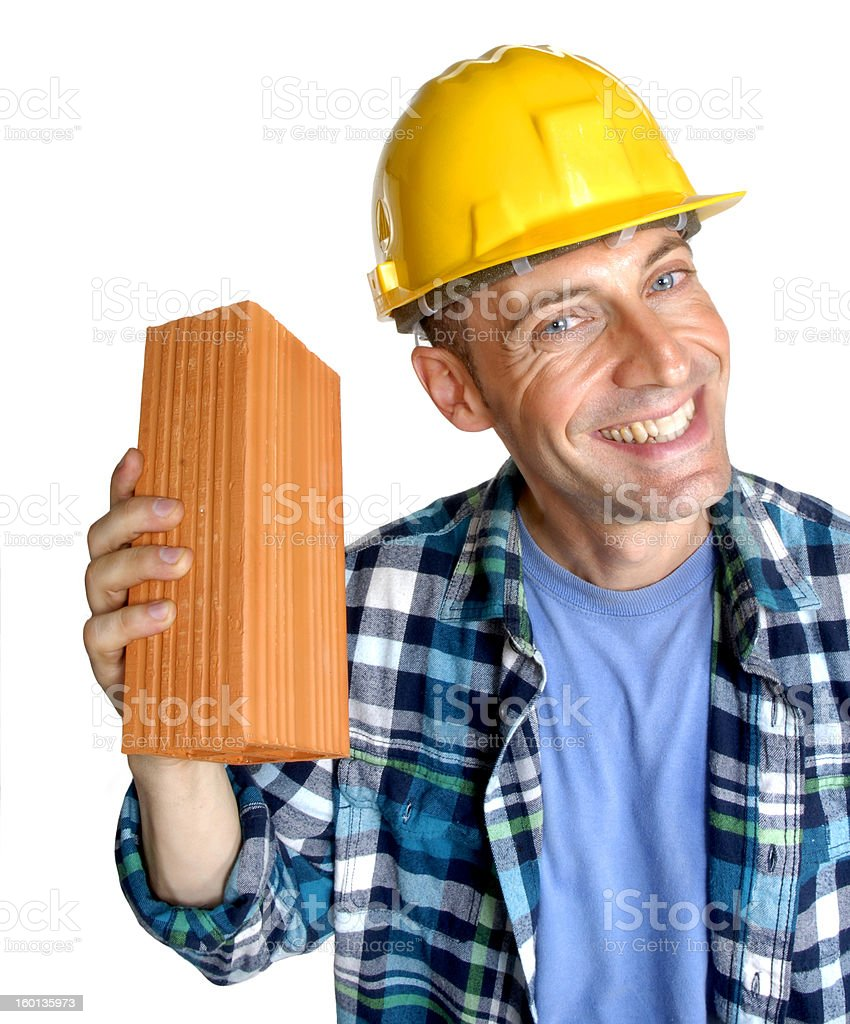 Ready to build. royalty-free stock photo